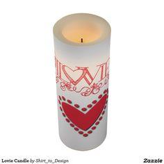 Lovie Candle