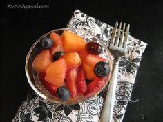 Apron Appeal: Fruit Salad