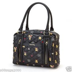 Hello kitty Boston bag F/S kawaii SANRIO from JAPAN