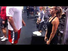 Workouts for Women: Tough Shoulder Exercises For Women