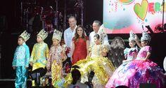 Reyes Infantiles del Carnaval de Veracruz 2016