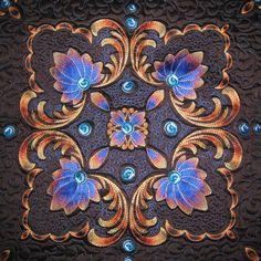 daylilies quilt pattern by jinny beyer - Google Search