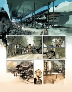 Greg Tocchini - sequence shot