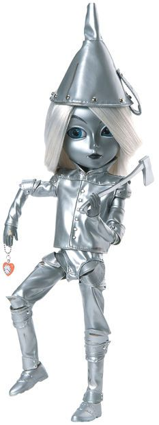 "Jun Planning Groove Tae Yang doll F-914 TIN MAN Pullip 14"" Wizard OZ TaeYang"