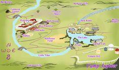 Camp Jupiter map by PocketFairyChibi.deviantart.com on @deviantART