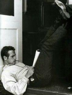 Paul Newman #ithinklikethis