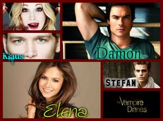 Some of my favorite characters from TVD