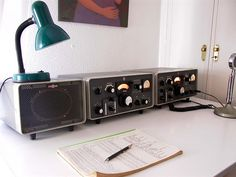 Vintage ham radio (by Nite_Owl, via Flickr)