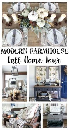 2015 Fall Home Tour: