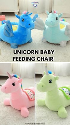 Fashionable cute animal shaped design, let baby keep sitting posture and comfort. The best choice to send your children for Children's Day and birthday Unicorn Fantasy, Sitting Posture, Unicorn Kids, Shape Design, Toy Boxes, Fantasy World, Baby Feeding, Unicorns, Dinosaur Stuffed Animal
