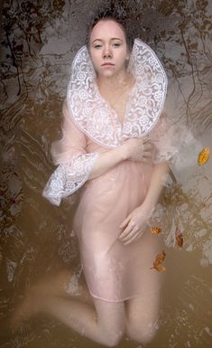 Immersed in Living Water: Photos by Wendy Sacks