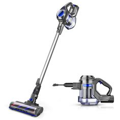 MOOSOO XL-618A Cordless 4-in-1 Lightweight Stick Vacuum Cleaner $109.98 (27% off) @ Walmart + Free Shipping Best Cordless Vacuum, Best Vacuum, Handheld Vacuum Cleaner, Cordless Vacuum Cleaner, Vacuum Cleaners, Cleaning Blinds, Deep Cleaning, Cleaning Tips, Cleaning Supplies