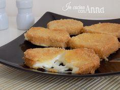 La mozzarella impanata è un secondo semplice e veloce che fa felice tutta la famiglia!