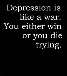 On Sunday Night, I lost a friend to the same war. If you ever need someone to talk to I'm here to help you if you need it.