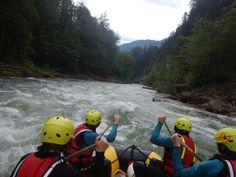 Salza on board  #rafting salza #gesäuse Deep, Rafting, Adventure, Hats, Outdoor Adventures, Trench, Campsite, Hat, Adventure Movies