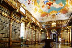 Bibliotecas incríveis