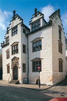 Conwy, North Wales - Plas Mawr Elizabethan Town House, Conwy