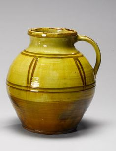 Michael Cardew : Harvest Jug, Winchombe, circa 1938 Pickle Jars, Contemporary Ceramics, Clay Art, Vases, Home Accessories, Harvest, Pots, Bottles, Artisan