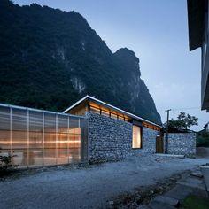Atelier Liu Yuyang Architects, Su Shengliang · YunLu Resort