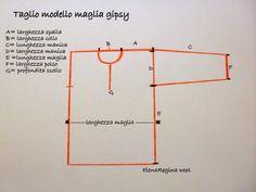 GYPSY TÚNICA CROCHET - LA CASITA DE MABELY - Gabitos