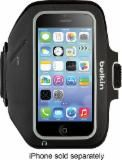 Belkin - Sport-Fit Plus Armband for Apple® iPhone® 5, 5c and 5s - Black - F8W368BTC00 - Best Buy