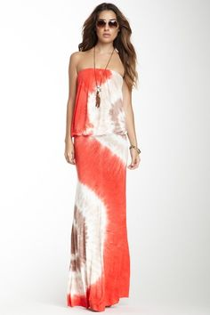 Sydney Maxi Dress by Young Fabulous & Broke on @HauteLook