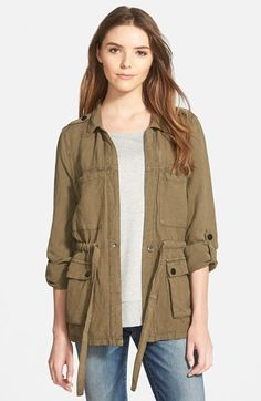 Sanctuary 'Day Trip' Jacket available at #Nordstrom