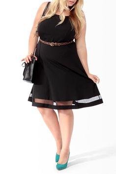 FashPlus Shop By Body Type - Plus Size Dresses