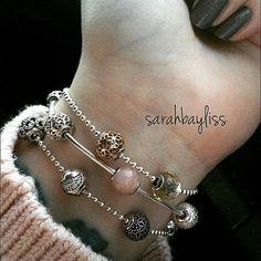 Pandora essence is defiantly my favourite! @theofficialpandora #pandora…