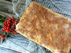 Vaniljesauskake - Fra mitt kjøkken Bread, Food, Brot, Essen, Baking, Meals, Breads, Buns, Yemek