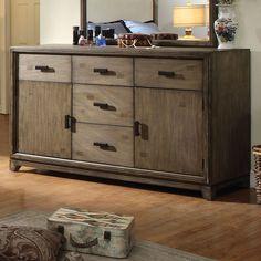 Karla Platform Customizable Bedroom Set | Wayfair