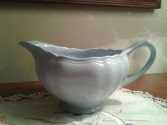J G Meakin England Milk Gravy JUG Blue Vintage Celeste Design | eBay Milk Gravy, Tea Time, Porcelain, England, China, Patterns, Coffee, Blue, Ebay