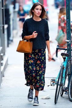 Alexa Chung - Best Dressed Celebrities This Week: 31 August | Harper's Bazaar
