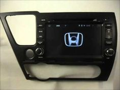 Android Car DVD Player Radio GPS Navigation TV Bluetooth Touch Screen 3G Wifi for Honda Civic Sedan 2014 2015 $420.20  13% off