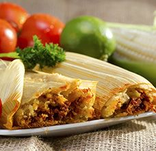 Pork tamales are an amazing entree from Take Home Chef. Learn how to make pork tamales with this recipe from TLC.