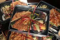 Boxes for Boxed Lunches | ... | St. Louis and Chesterfield Business Lunch Catering – Box Lunches Rockwell Catering and Events