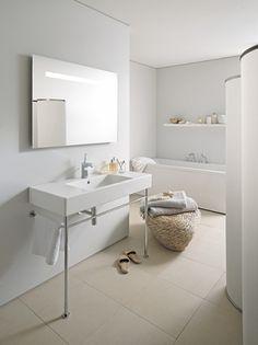 Duravit Pedestal Sink : ... + images about Bath on Pinterest Duravit, Bathroom sinks and Sinks