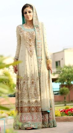 Luxury Bridal Dresses By Pakistani Fashion Designers | Bridal Dresses 2013-2014