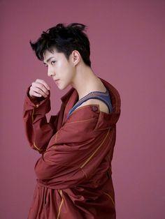 170307 EXO Vyrl Update: Sehun for L'Optimum Thai Magazine March Issue - EXOdicted - EXO Fansite