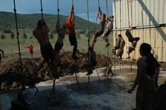 An explanation of obstacle races, how to pick an obstacle race and which ones are the best.