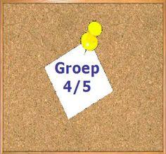 Afbeeldingsresultaat voor groep 4 en 5