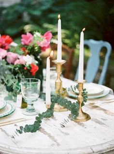 Spanish inspiration wedding