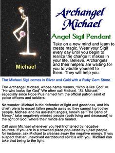 Angel Sigil Pendant