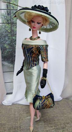 Bccan Designs OOAK Fashion for Barbie Silkstone Fr Victoire Roux 208 | eBay  http://www.ebay.com/itm/351039956884?ssPageName=STRK:MESELX:IT_trksid=p3984.m1586.l2649: