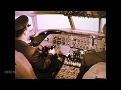 An Airplane Trip By Jet (1961) - YouTube