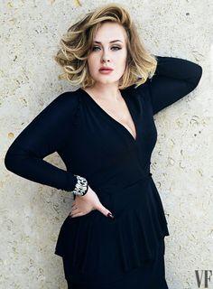 Adele Stars in Vanity Fair December 2016 Cover Story Adele Makeup, Adele Photos, Adele Pictures, Adele Style, Adele Adkins, Looks Plus Size, Woman Crush, Britney Spears, Vanity Fair