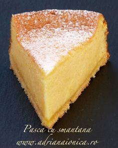 Cooking is love you can taste Romanian Desserts, Romanian Food, Romanian Recipes, Easter Pie, Crazy Cakes, Pastry And Bakery, Dessert Drinks, Desert Recipes, Gourmet