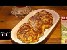 Queen Elizabeth's Drop Scones Are the Perfect Addition to Your Next Afternoon Tea Scotch Pancakes, Potato Pancakes, Drop Scones Recipes, Royal Recipe, Afternoon Tea Recipes, Biscuit Cake, Breakfast Dishes, Everyday Food, Us Foods