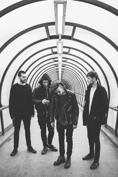 Gimme Your Answers: An Interview w/ The 1975