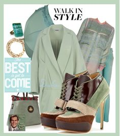 """""""Just Walking in the Rain"""" by nanniehatter on Polyvore"""